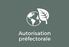 Autorisation préfectorale