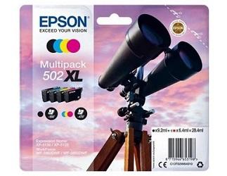 Epson Multipack cartouches encre 502 XL Jumelles