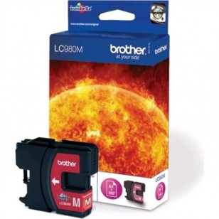 Brother LC980M Magenta - Cartouche jet d'encre d'origine