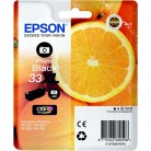 Epson 33 XL Noir Photo Orange T3361 - Cartouche jet d'encre d'origine