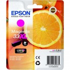 Epson 33 XL Magenta Orange - T3363 - Cartouche jet d'encre d'origine