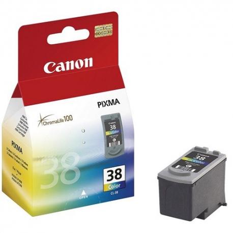 Canon CL 38 Couleur - Cartouche jet d'encre d'origine
