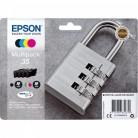 Epson Multipack 35 Cadenas - 4 Cartouches jet d'encre d'origine