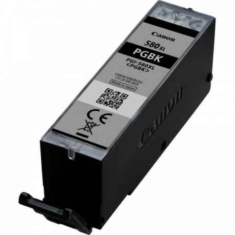 Canon PGI-580PGBK XL Noir - Cartouche jet d'encre d'origine