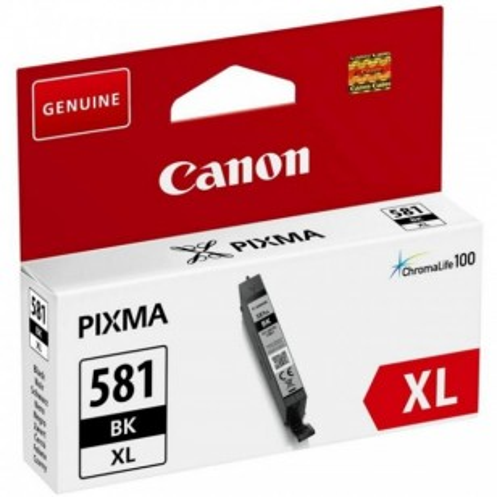 Canon CLI-581BK XL Noir - Cartouche jet d'encre d'origine