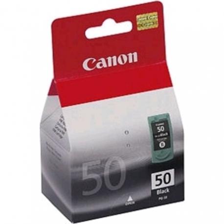 Canon PG-50 Noir - Cartouche jet d'encre d'origine