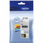 Brother Pack LC3219XL - 4 Cartouches jet d'encre d'origine