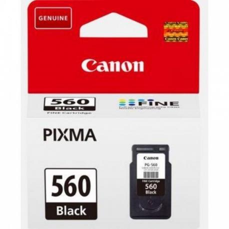 Canon PG-560 Noir - Cartouche jet d'encre d'origine