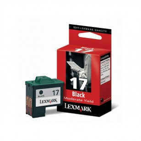 Lexmark N°17 Noir - 10NX217B - Cartouche jet d'encre d'origine