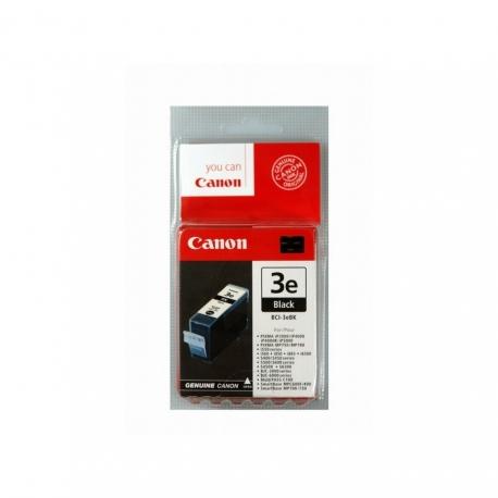 Canon BCI-3eBK Noir - Cartouche jet d'encre d'origine