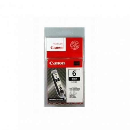 Canon BCI-6BK Noir - Cartouche jet d'encre d'origine