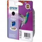 Epson T0801 Noir - Cartouche jet d'encre d'origine