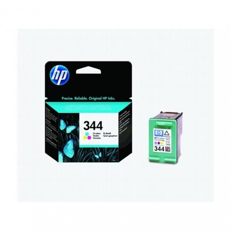 HP N°344 Couleur - C9363EE - Cartouche jet d'encre d'origine