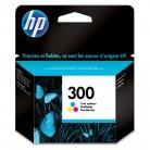 HP N°300 Couleur - CC643EE - Cartouche jet d'encre d'origine