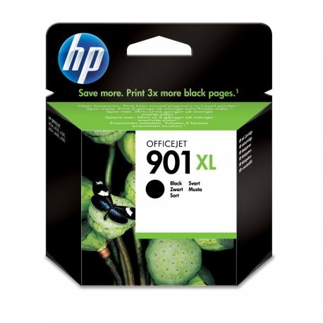 HP N°901XL Noir - CC654AE - Cartouche jet d'encre d'origine