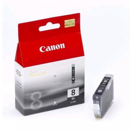 Canon CLI-8BK Noir - Cartouche jet d'encre d'origine