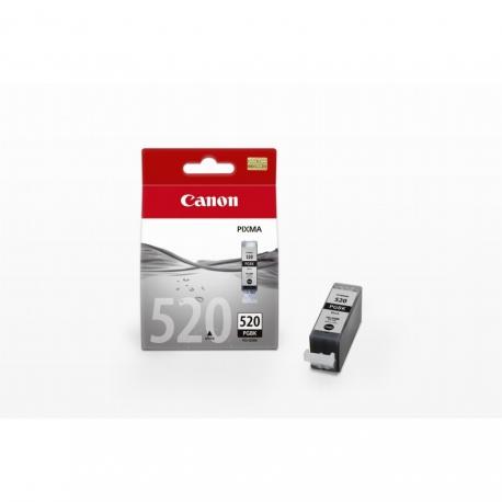 Canon PGI-520BK Noir - Cartouche jet d'encre d'origine