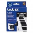 Brother LC1000BK Noir - Cartouche jet d'encre d'origine