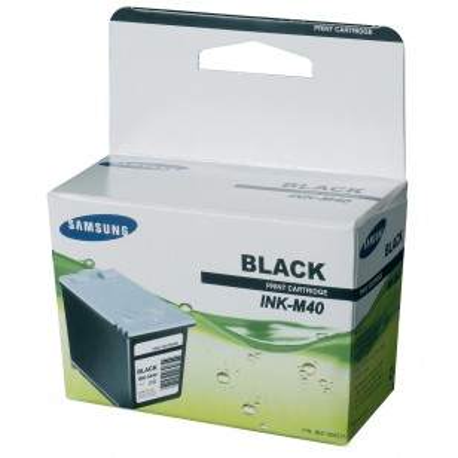 Samsung INK-M40 Noir - Cartouche jet d'encre d'origine
