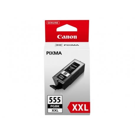 Canon PGI-555PGBK XXL Noir - Cartouche jet d'encre d'origine