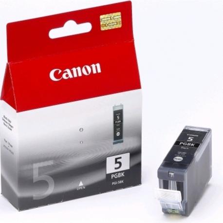 Canon PGI-5BK Noir - Cartouche jet d'encre d'origine
