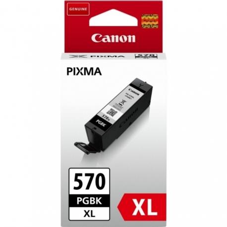 Canon PGI-570PGBK XL Noir - Cartouche jet d'encre d'origine