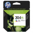 HP N°304 XL Couleur - N9K07AE - Cartouche jet d'encre d'origine